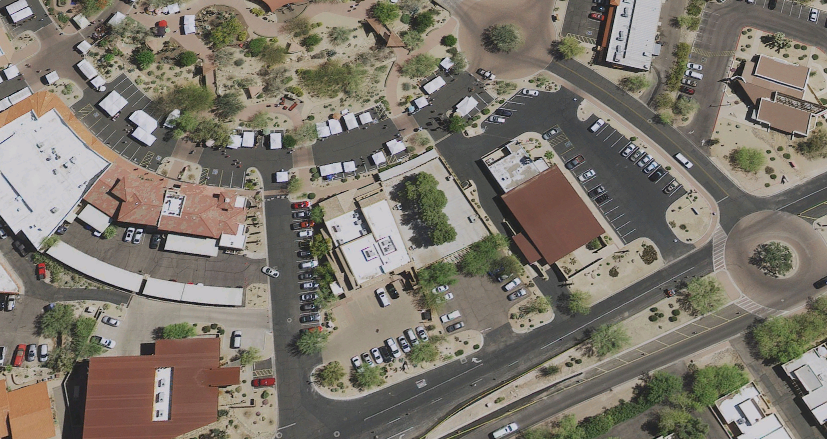 Roofing Carefree AZ Down Town Commercial Roofing