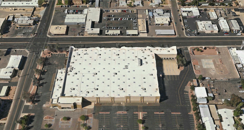 Roofing Phoenix Industrial Building
