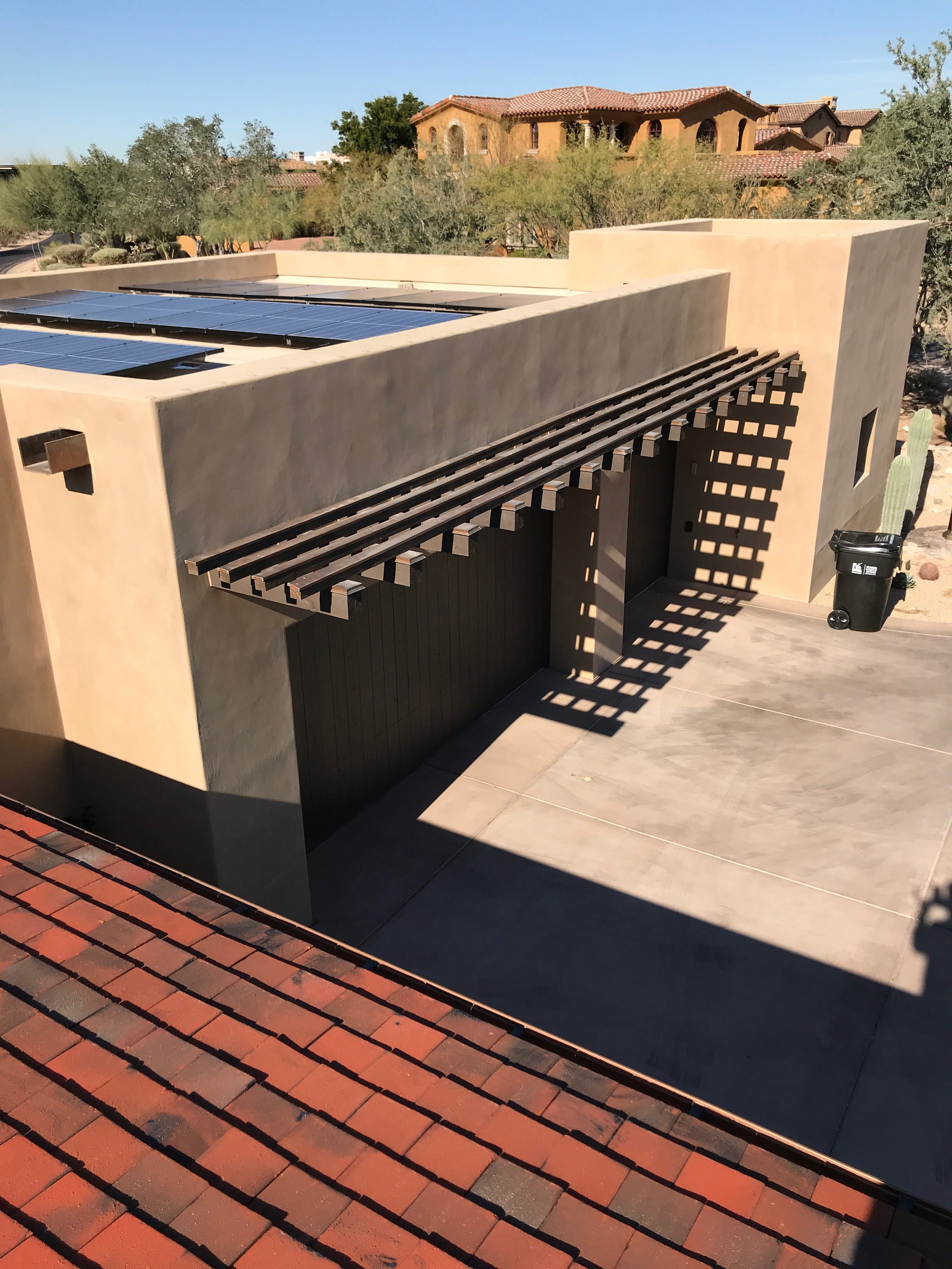 Scottsdale Roof Repair Company Triangle Roofing Company