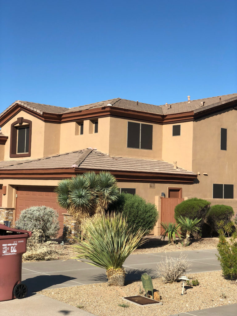 Scottsdale Roofing Contractor Triangle Roofing Company